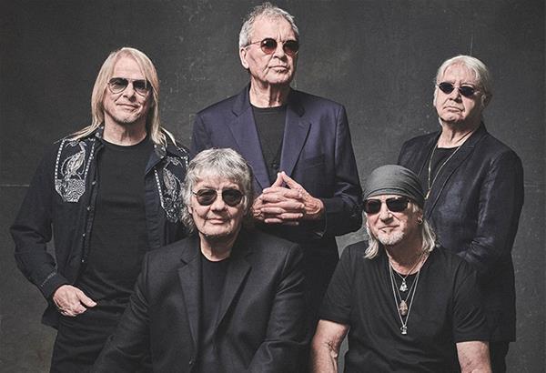 Ακυρώνεται η εμφάνιση των Deep Purple στο Rockwave festival 2021