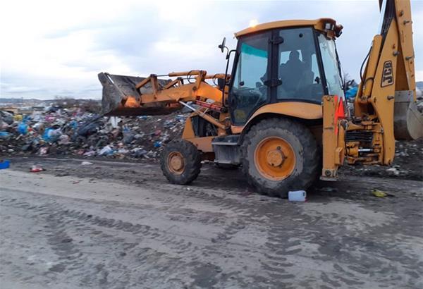Δήμος Δέλτα: Εξορμήσεις καθαριότητας στην περιοχή του οικισμού «Αγία Σοφία»