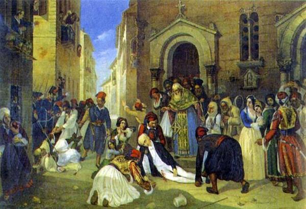 Ιωάννης Καποδίστριας: Η σφαίρα που σκότωσε τον κυβερνήτη στις 27 του Σεπτέμβρη του 1831