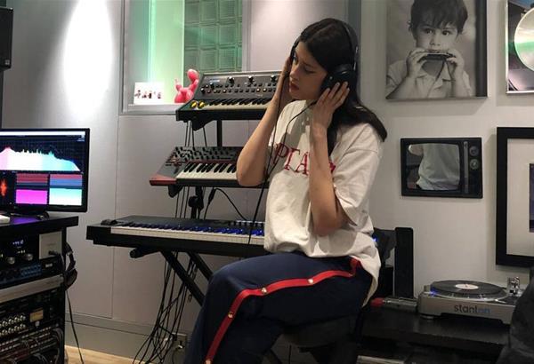 Κατερίνα Ντούσκα: Ολοκληρώθηκε η ηχογράφηση του τραγουδιού της Eurovision