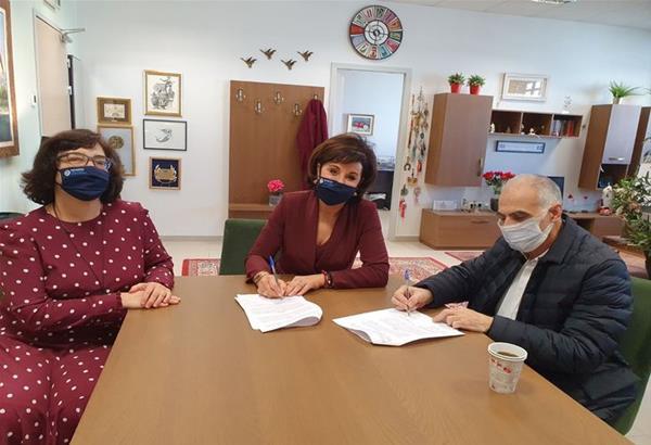 Πατουλίδου: Η Μητροπολιτική Ενότητα Θεσσαλονίκης συνεχίζει τα έργα στήριξης των νοσοκομείων της πόλης