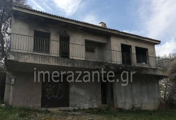 Ζάκυνθος: 800 κιλά αμμωνιοδυναμίτιδας βρέθηκαν σε εγκαταλελλειμένο σπίτι