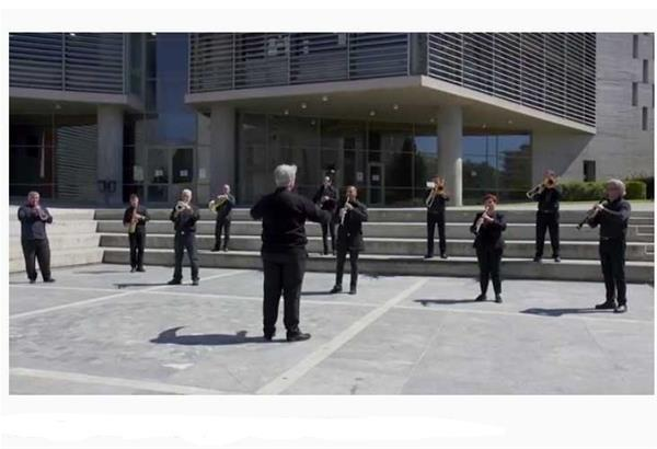 «Ω γλυκύ μου έαρ» από τη Φιλαρμονική Ορχήστρα του Δήμου Θεσσαλονίκης
