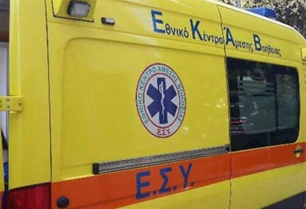 Τραγικό δυστύχημα στην Αμαλιάδα: Γιος πάτησε και σκότωσε με ερπυστριοφόρο τον πατέρα του