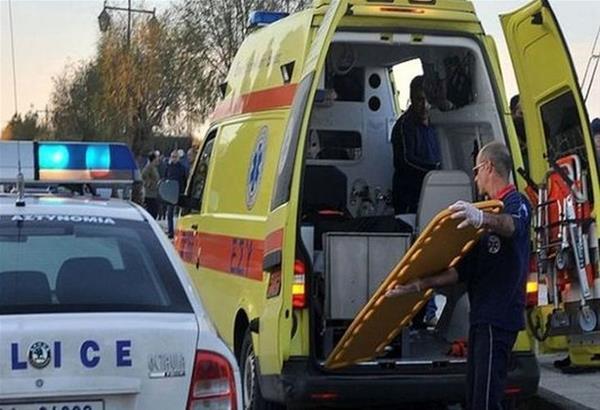 Θεσσαλονίκη: Εκτροπή ΙΧ οχήματος στη Μουδανίων. 2 τραυματίες