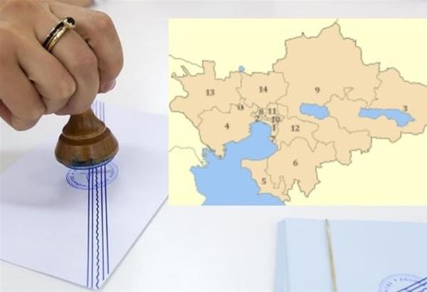 Ποιοι είναι οι δήμαρχοι που εξελέγησαν σε όλες τις περιοχές της Θεσσαλονίκης
