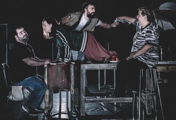 «Ο Ελέφας» κριτική παράστασης Παύλος Λεμοντζής