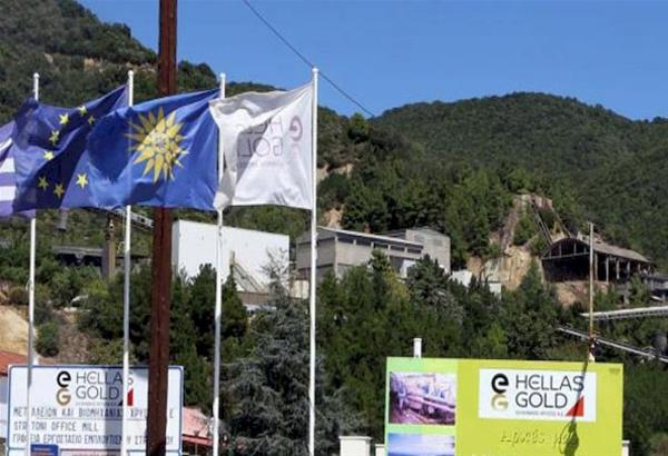 Συμφωνία της κυβέρνησης με την Ελληνικός Χρυσός για τα μεταλλεία στη Χαλκιδική