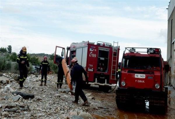 Νέα Καλλικράτεια Χαλκιδικής: Απανθρακώθηκε ηλικιωμένος άντρας από φωτιά σε αγροτική περιοχή