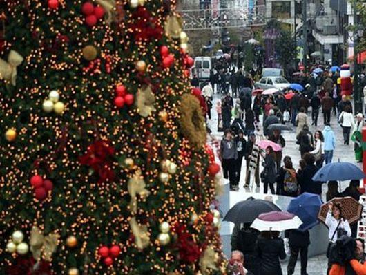 Το ωράριο των καταστημάτων της Θεσσαλονίκης κατά τη διάρκεια των εορτών