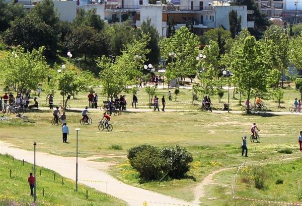 Δεκαεννέα έργα πρασίνου θα ομορφύνουν την πόλη της Θεσσαλονίκης