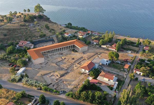 ΥΠΠΟΑ: Εντοπίστηκε υστεροαρχαϊκός ναός στο ιερό της Αμαρυσίας Αρτέμιδος στην Αμάρυνθο