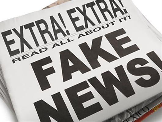 «Λέξη της Χρονιάς 2017» τα «fake news»
