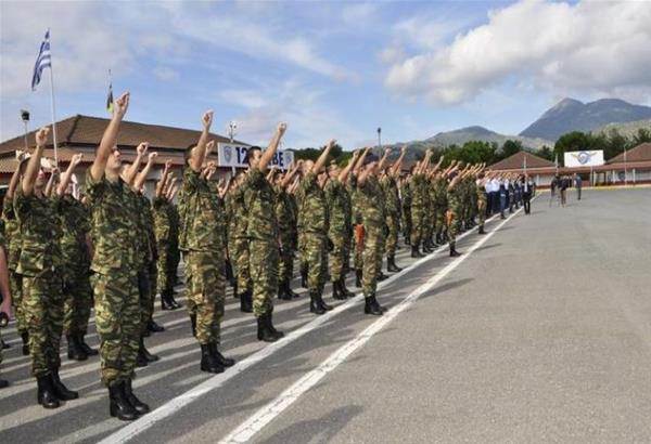 Παναγιωτόπουλος: Στους 12 μήνες αυξάνεται η στρατιωτική θητεία