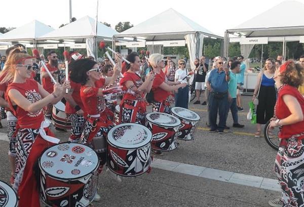 Σάββατο 8 Ιουνίου το σημερινό πρόγραμμα εγκαινίων του 38ου Φεστιβάλ Βιβλίου Θεσσαλονίκης