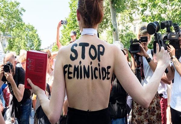 Γαλλία -Υπουργείο Δικαιοσύνης: «Ήρθε η ώρα να σταματήσουμε την γυναικοκτονία»