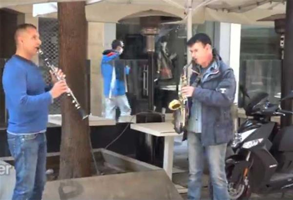 Μουσική στην πόλη από την Φιλαρμονική Ορχήστρα Δήμου Θεσσαλονίκης