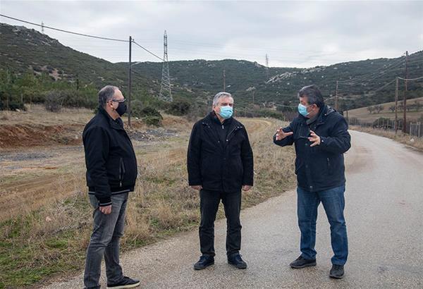Χ. Καστανίδης: Δραστικές επεμβάσεις στους οδικούς άξονες για το Παιδιατρικό Νοσοκομείο Φιλύρου