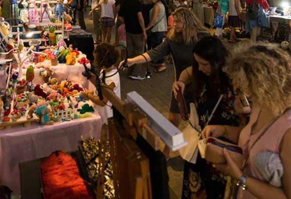 Thessaloniki Christmas Flea Market στην Αποθήκη Γ'