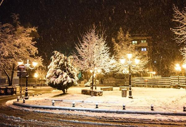 Φλώρινα: Κλειστά τα σχολεία λόγω χιονοπτώσεων και χαμηλών θερμοκρασιών