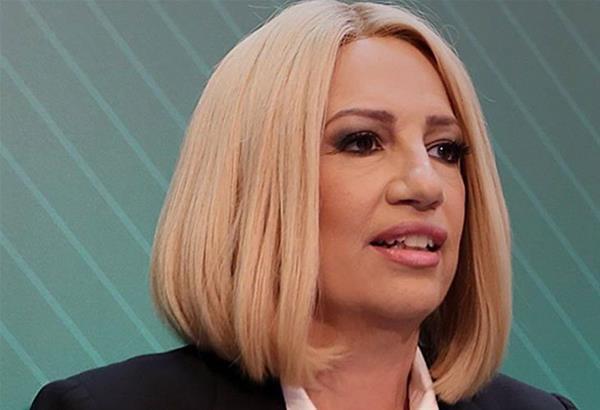 Φ. Γεννηματά: Δεν αρκεί τα κυβερνητικά στελέχη να τρέχουν σαν «ράμπο» στη Θεσσαλονίκη και την Πάτρα