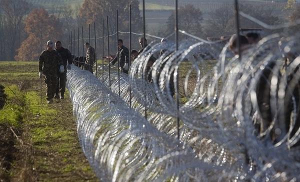 Έτοιμοι να σηκώσουν φράχτη στα σύνορα με την Ελλάδα οι Σκοπιανοί!