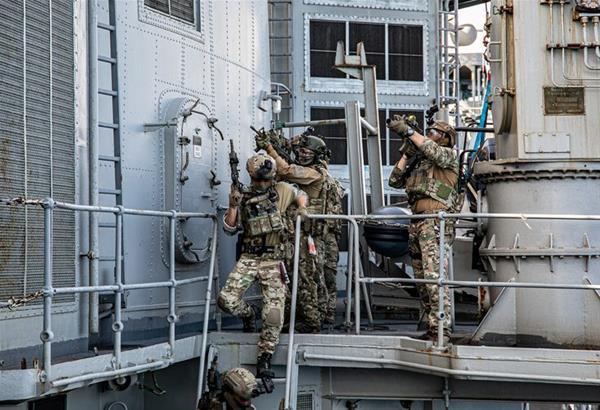 Στρατιωτική ασκηση συνεργασίας Ελλάδας – ΗΠΑ – Κύπρου (βίντεο)