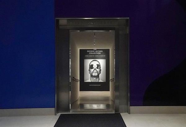 Δημοπρασία για τη συλλογή με έργα τέχνης του Τζορτζ Μάικλ