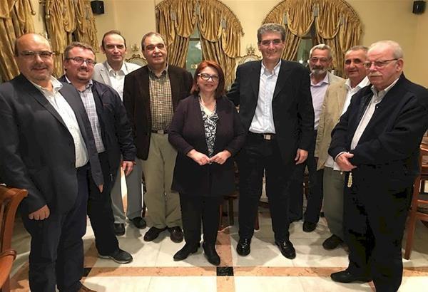 Οι «Σοσιαλιστές για την Πρόοδο» ανακοίνωσαν την στήριξη τους στο Χρήστο Γιαννούλη για την Περιφέρεια Κεντρικής Μακεδονίας