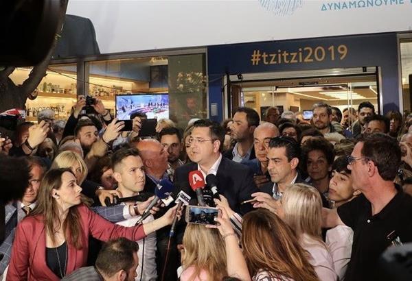 Τζιτζικώστας - Θα συνεχίσω να είμαι Περιφερειάρχης όλων των Μακεδόνων