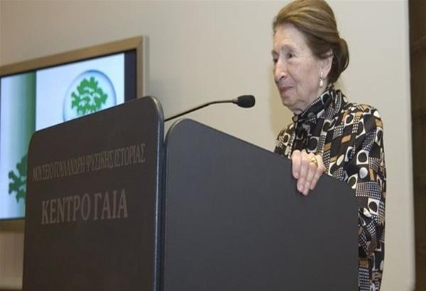 Πέθανε η Νίκη Γουλανδρή σε ηλικία 94 ετών