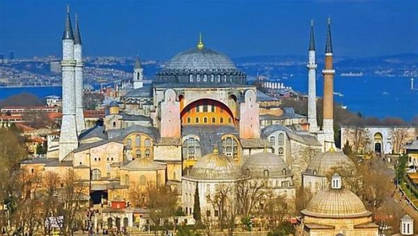 Οι θρύλοι των Τούρκων για την Αγιά Σοφιά