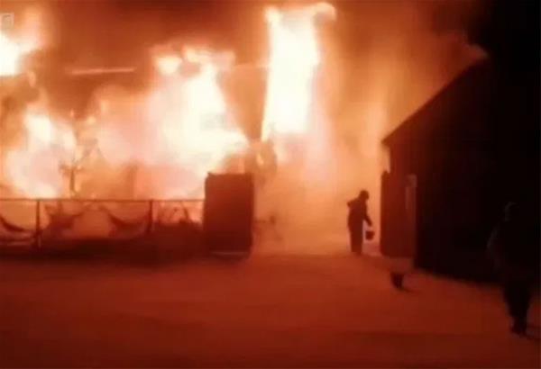 Ουκρανία: Τουλάχιστον 15 νεκροί από πυρκαγιά σε γηροκομείο στην πόλη Χάρκοβο