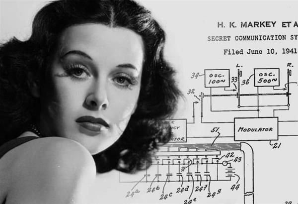 Χέντι Λαμάρ «The Ecstasy Girl» ήταν και μια σπουδαία εφευρέτρια