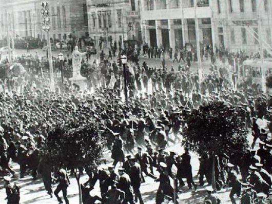 Η κοινωνική έκρηξη του 1965 – 51 χρόνια από τα «Ιουλιανά»