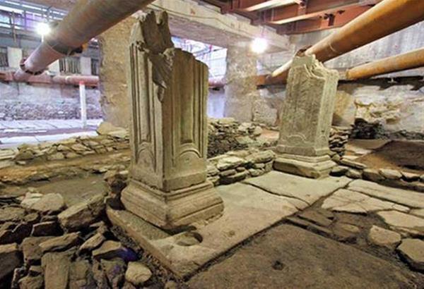 Δωρεάν ξενάγηση στην υπόγεια πόλη της Θεσσαλονίκης