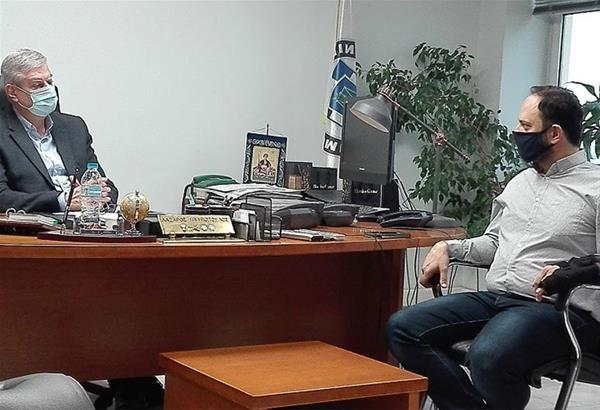 Δήμαρχος Καλαμαριάς: Να ενισχυθεί η αστυνόμευση εν μέσω καραντίνας