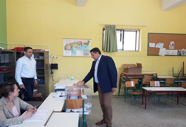 Ιωάννης Καμαρινός: Αισθάνομαι ότι ο συνδυασμός μας είναι νικητής