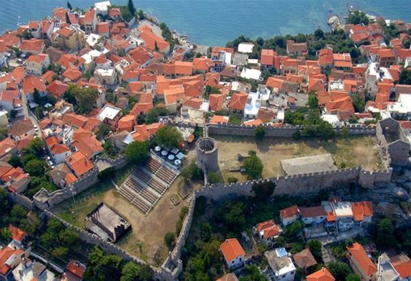 Το Φρούριο Καβάλας