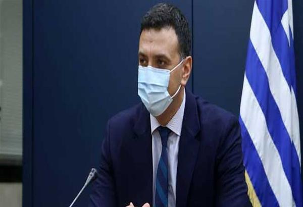 Ζωντανά η ενημέρωση για τον κορωνοϊό από τον Υπουργό Υγείας Βασίλη Κικίλια