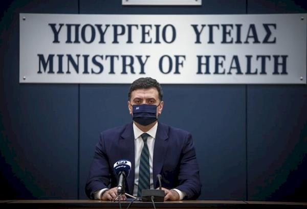 Ζωντανά η ενημέρωση για τον κορωνοϊό από το Υπουργείο Υγείας