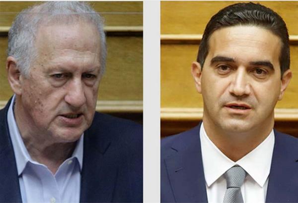 ΚΙΝΑΛ: Η Γεννηματά «καθαίρεσε» τον Λοβέρδο από κοινοβουλευτικό εκπρόσωπο - Απάντηση Λοβέρδου -Ποιοι τον αντικαθιστούν
