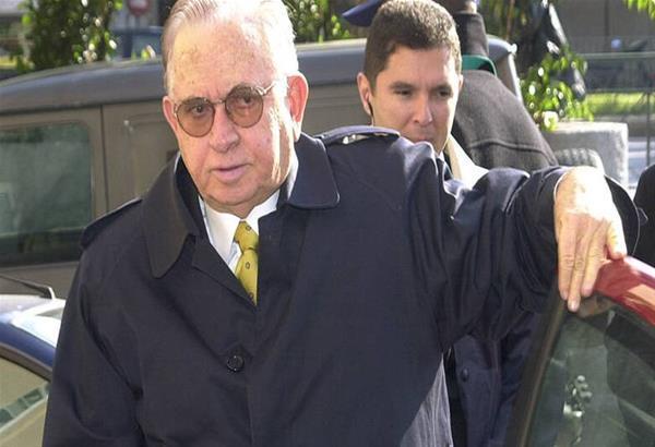 Πέθανε ο Βασίλης Κόκκινος, ο πρόεδρος του ειδικού δικαστηρίου για τον Ανδρέα Παπανδρέου