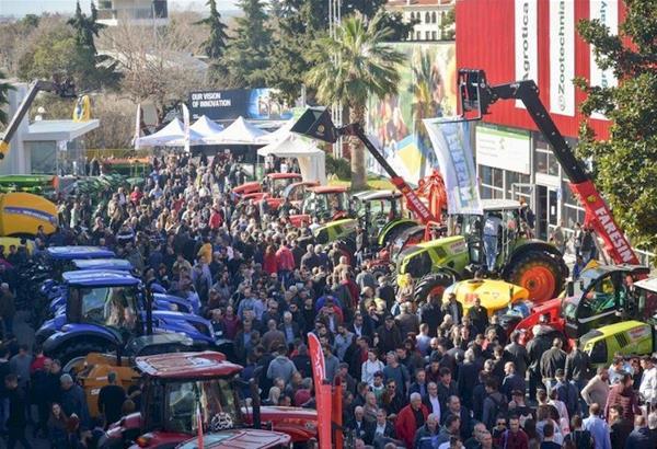 Τριπλό ρεκόρ στην 28η Agrotica με 161.775 επισκέπτες στη φετινή διοργάνωση