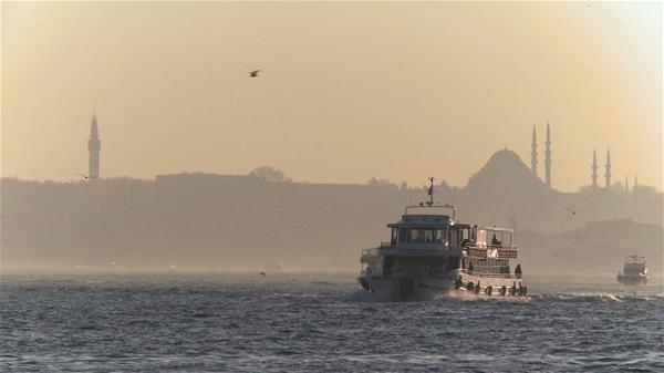 Στην Κωνσταντινούπολη - Μέρος β΄  το «Balkan Express» της ΕΤ3