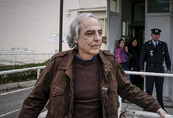 Λαμία: Επέστρεψε στις Φυλακές Δομοκού ο Δημήτρης Κουφοντίνας