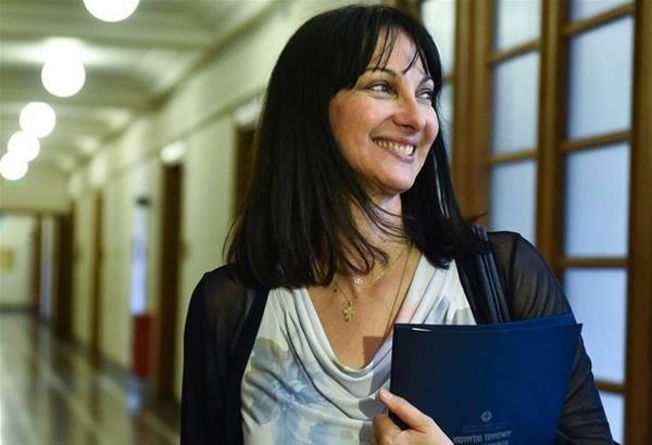 Παραιτήθηκε η Έλενα Κουντουρά από το υπουργείο Τουρισμού
