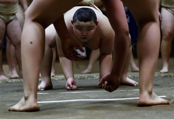 Ιαπωνία: Ο 10χρονος πρωταθλητής του Σούμο, Kyuta Kumagai (βίντεο)