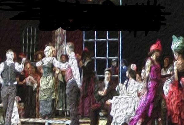 Όπερα του Giacomo Puccini : La Bohème στο Μέγαρο Μουσικής Θεσσαλονίκης