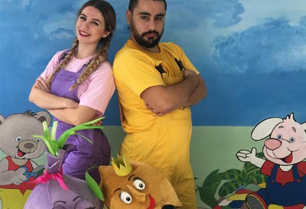 «Ο Πρίγκιπας Λεμόνης και η Όμορφη Κρεμμύδω» στο Cine Ελληνίς